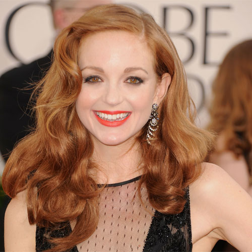 How to Get Jayma Mays's Makeup at the 2011 Golden Globes