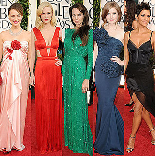 Pictures of 2011 Golden Globes Awards Red Carpet 2011-01-16 21:48:40