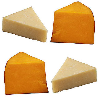White vs. Yellow Cheddar