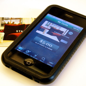 Tried and Tested: Starbucks Card Mobile App