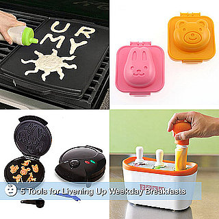 Breakfast Tools For Kids