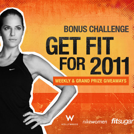 Enter to Win the Get Fit For 2011 Giveaway Challenge: Food Journaling Bonus Challenge