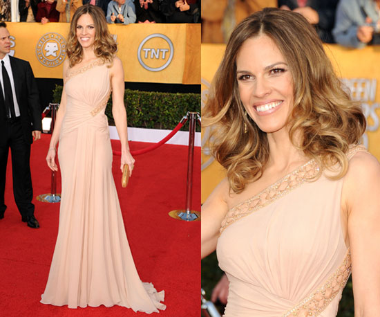 Hilary Swank SAG Awards 2011
