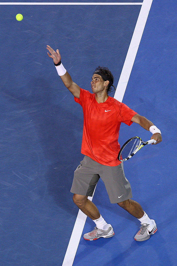 Farewell, Rafa: World No. 1 Bows Out of the Australian Open