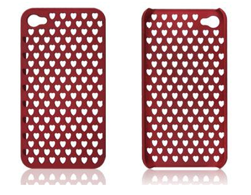 Perforated iPhone 4 Case ($4)