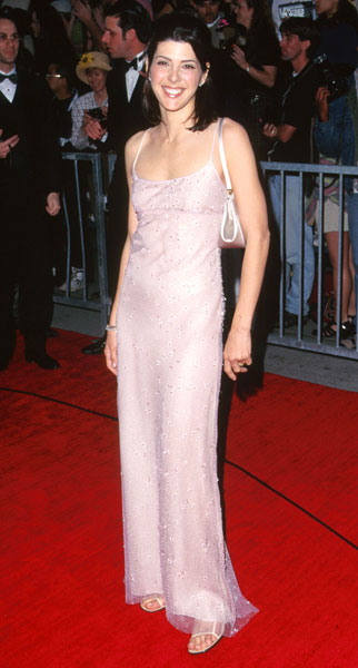 Marisa Tomei was pretty perfection in a light, lacy gown in '97.
