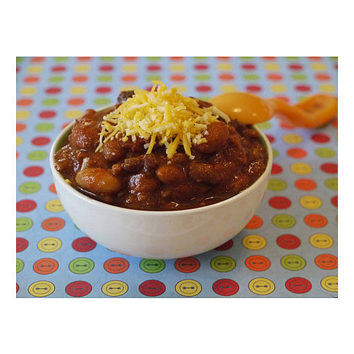 Four Bean Chili | POPSUGAR Moms