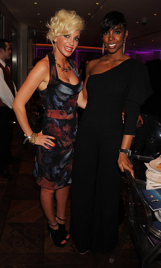 Pictures from MTV Staying Alive Fundraiser and Dinner - Sarah Harding, Kelly Rowland and More