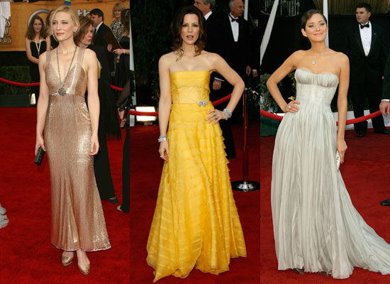 Red Carpet Highlights From The SAG Awards History