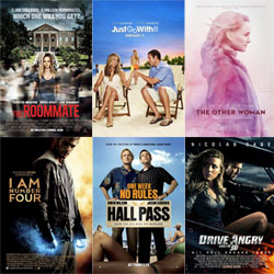 February 2011 Movie Releases
