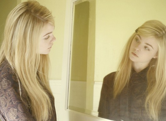 Elle Fanning in New Rodarte Fashion Film The Curve of Forgotten Things