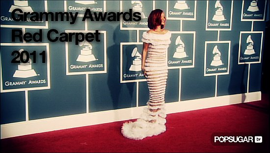 Video of 2011 Grammy Awards Red Carpet 2011-02-14 06:45:44