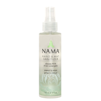 Nama Yoga Mat Sanitizer Spray