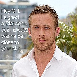 Bid on a Clarisonic Signed by Ryan Gosling