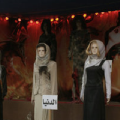 Iraqi Mannequins Warn Women Against Sinful Clothing