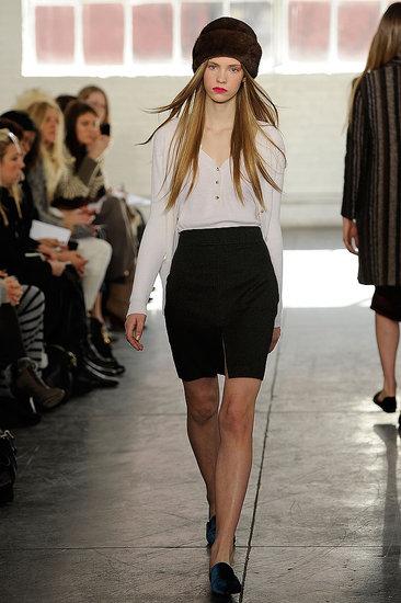 Fall 2011 New York Fashion Week: Jenni Kayne