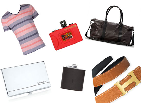 Valentine's Day Presents For Him, online! Including Herems, Tiffany and Co, Saba and Oroton