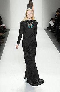 Fall 2011 New York Fashion Week: Tadashi Shoji