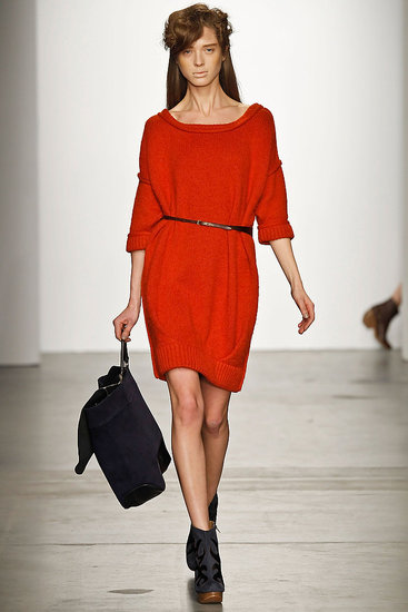 Fall 2011 New York Fashion Week: Rachel Comey