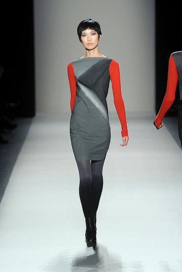 Fall 2011 New York Fashion Week: Nicole Miller