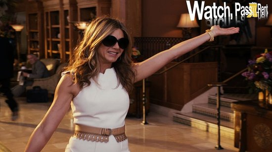 Just Go With It Movie Review Video, Starring Jennifer Aniston and Adam Sandler