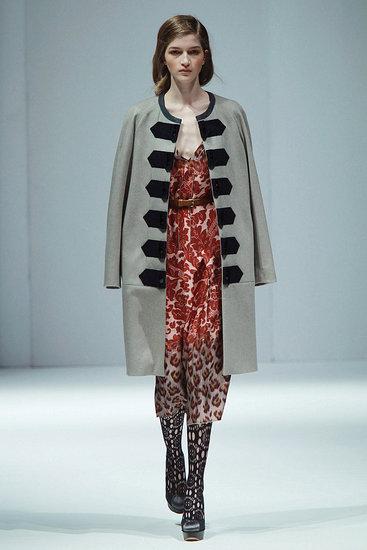 Fall 2011 London Fashion Week: Clements Ribeiro