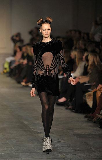 Fall 2011 London Fashion Week: Topshop Unique