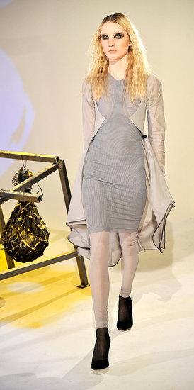 Fall 2011 New York Fashion Week: Katie Gallagher