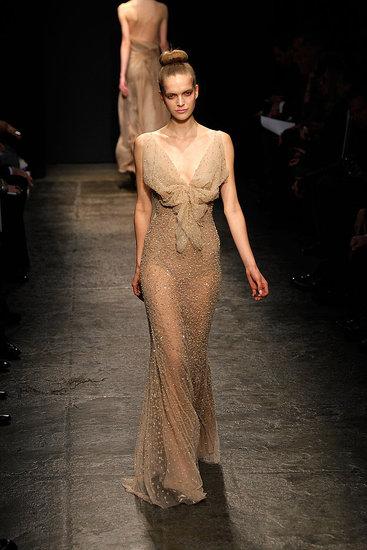 Fall 2011 New York Fashion Week: Donna Karan New York