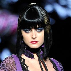 Betsey Johnson Fall 2011 Beauty Report