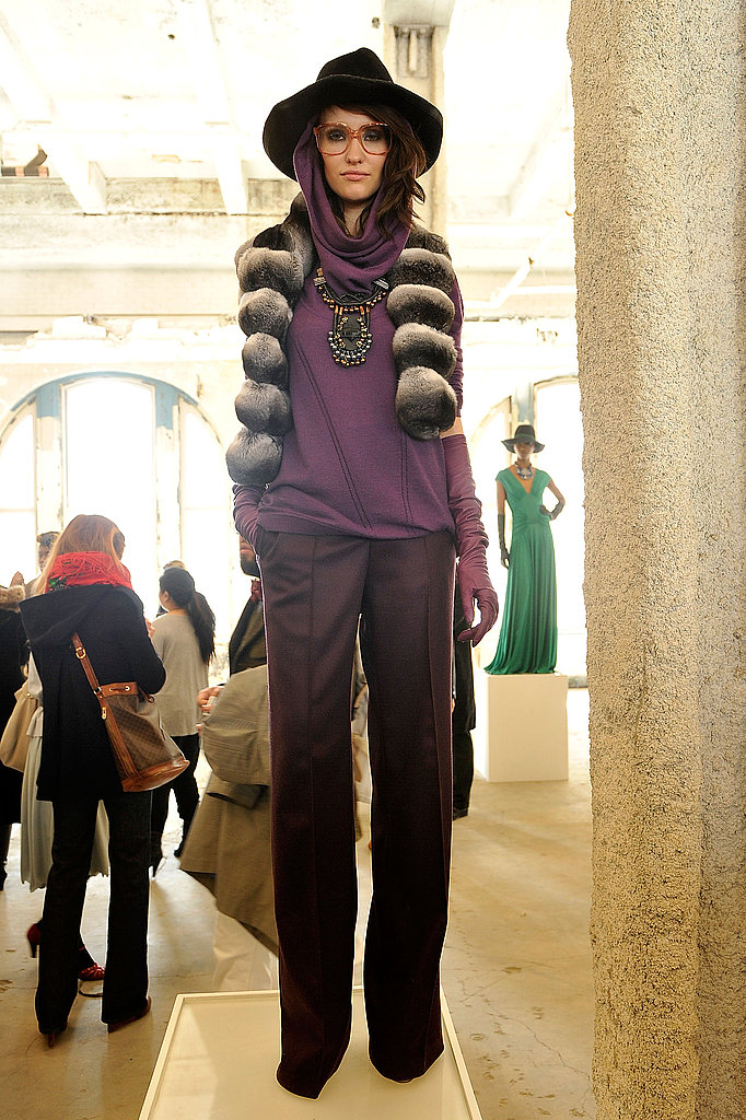 2011 Fall New York Fashion Week: Malandrino