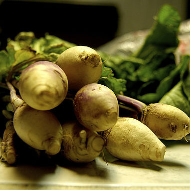 Nutritional Properties of Turnips