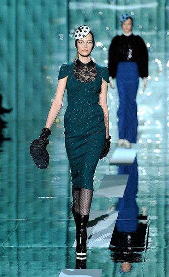 Fall 2011 New York Fashion Week: Marc Jacobs
