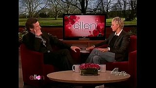 Colin Firth Gets a Special Pair of Underwear From Ellen