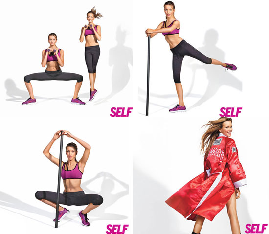 Boxing Meets Ballet in New Fitness Trend Aerobarre