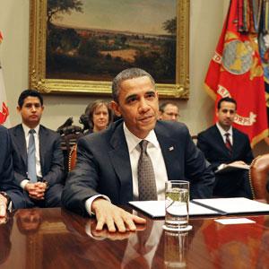 Mark Zuckerberg, Steve Jobs, and President Obama Guest List