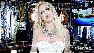 """Britney Spears' New Music Video: """"Hold It Against Me"""""""