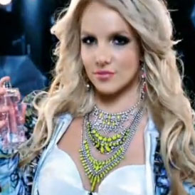 """Video: Britney Spears """"Hold It Against Me"""" 2011-02-17 19:04:43"""