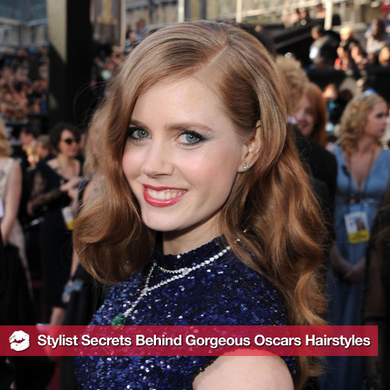 Hairstyle Secrets From the 2011 Oscars 2011-02-28 01:46:53