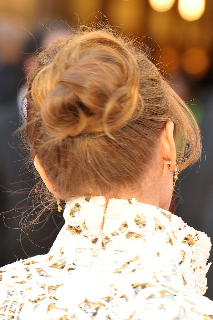 Melissa Leo From the Back