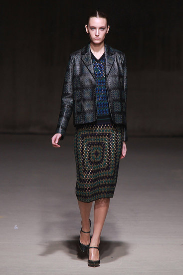 Fall 2011 London Fashion Week: Christopher Kane