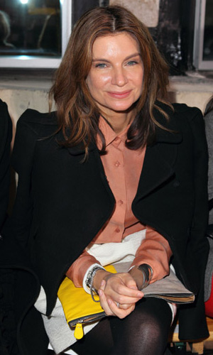 Interview with Natalie Massenet at London Fashion Week Autumn Winter 2011