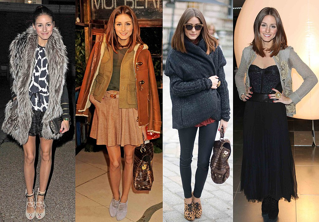 How To Work Your Wardrobe A Lesson In Styling Courtesy Of Olivia Palermo A Lesson In Super