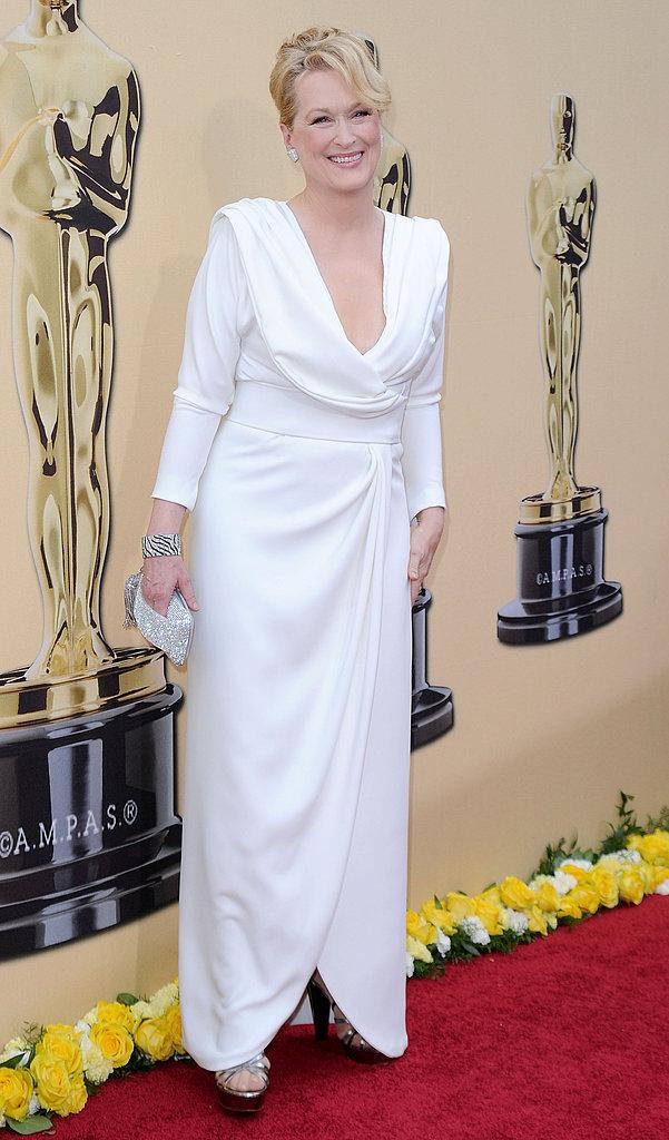 Meryl Streep at the 2010 Academy Awards
