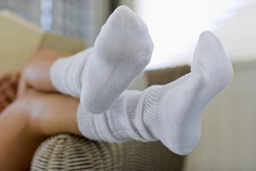 Dig Up Some Old Socks