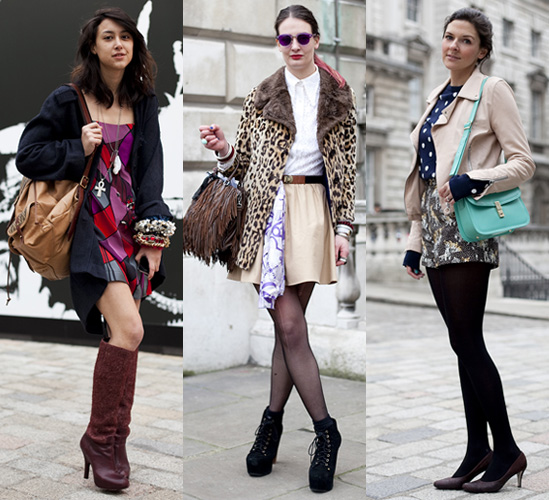 Street Style Photos from London Fashion Week