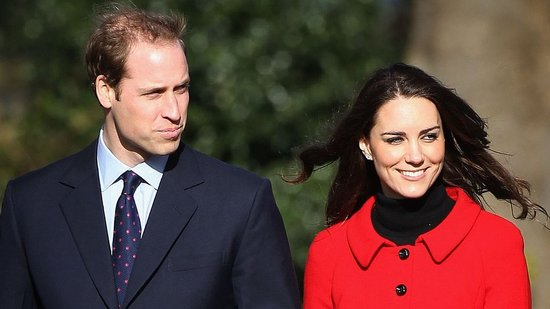 Video of Prince William and Kate Middleton Visiting St. Andrews on Official Royal Duties