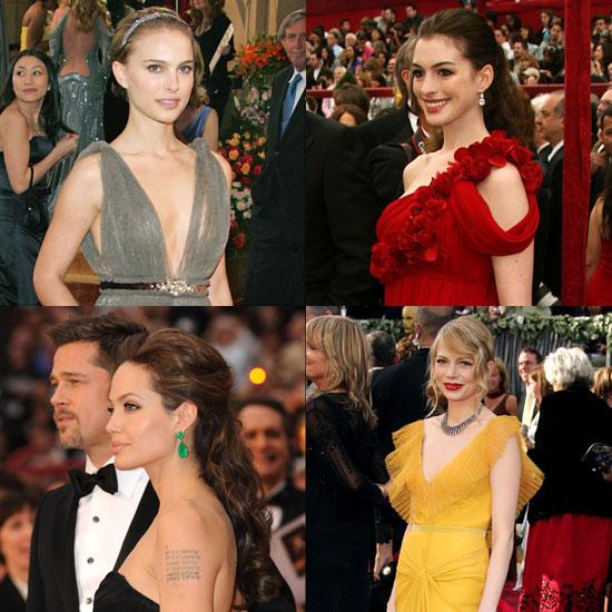 2011 Oscar Red-Carpet Coverage