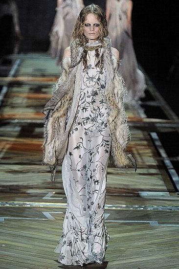 Fall 2011 Milan Fashion Week: Roberto Cavalli
