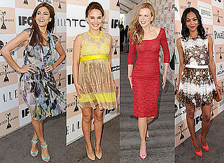 Pictures of Celebrities at the 2011 Independent Spirit Awards including Nicole Kidman, Natalie Portman and more!